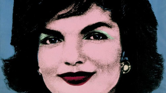 Andy Warhol, Jackie, 1964 (Andy Warhol Foundation for the Visual Arts, SIAE 2011)