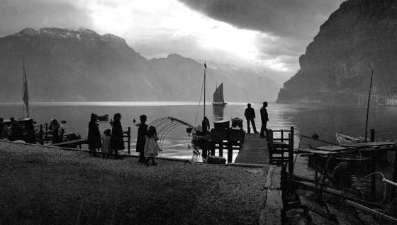 Il tempo e l 39 istante paesaggi fotografici del garda 1870 - Riva barche sito ufficiale ...