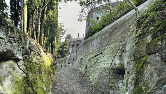I forti del monte brione racconti dalla terra il 12 - Riva barche sito ufficiale ...