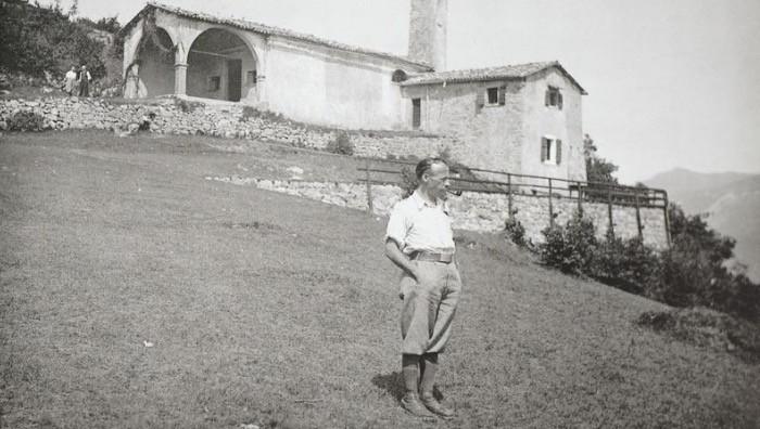 Giacomo floriani il poeta vernacolo rivano in mostra a - Riva barche sito ufficiale ...