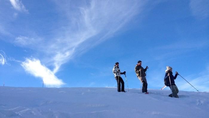 Escursioni con le ciaspole nel Parco del Monte Baldo. Evento segnalato da  A.P.T. Rovereto e Vallagarina. - (Foto dal sito ufficiale) d4b970f68579