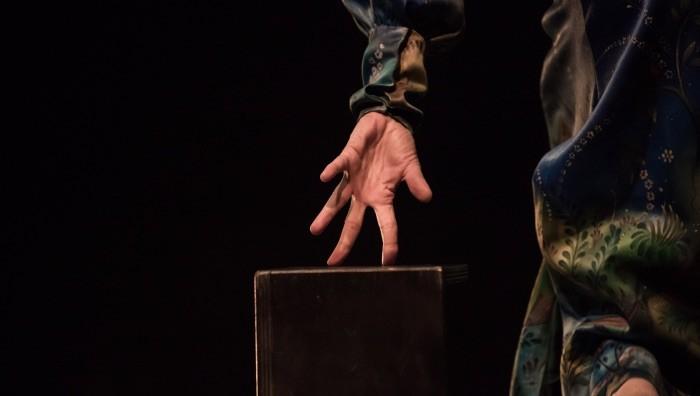 Laboratorio di danza contemporanea / Raffaella Giordano